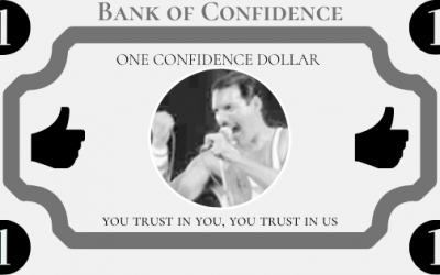 Confidence is a Currency
