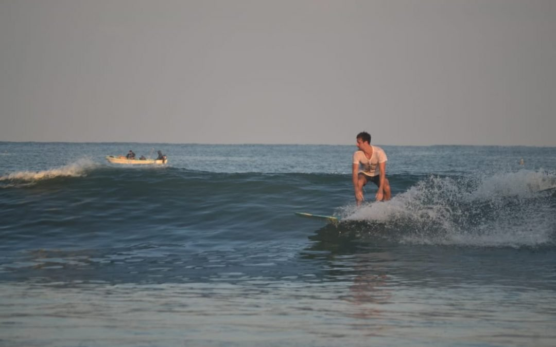 Learn to Surf, Learn to Live